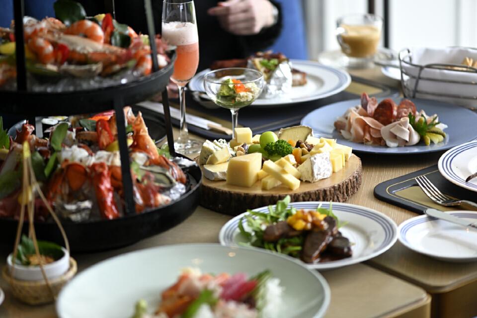 'ลอร์ด จิมส์' โรงแรมแมนดาริน โอเรียนเต็ล กรุงเทพฯ เปิดแล้ว อยากกินต้องจอง...
