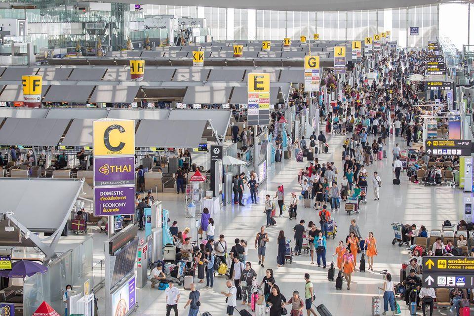 กพท.ส่งสัญญาณสายการบิน - สนามบิน ปรับแผนรับเปิดประเทศ 1 พ.ย.นี้