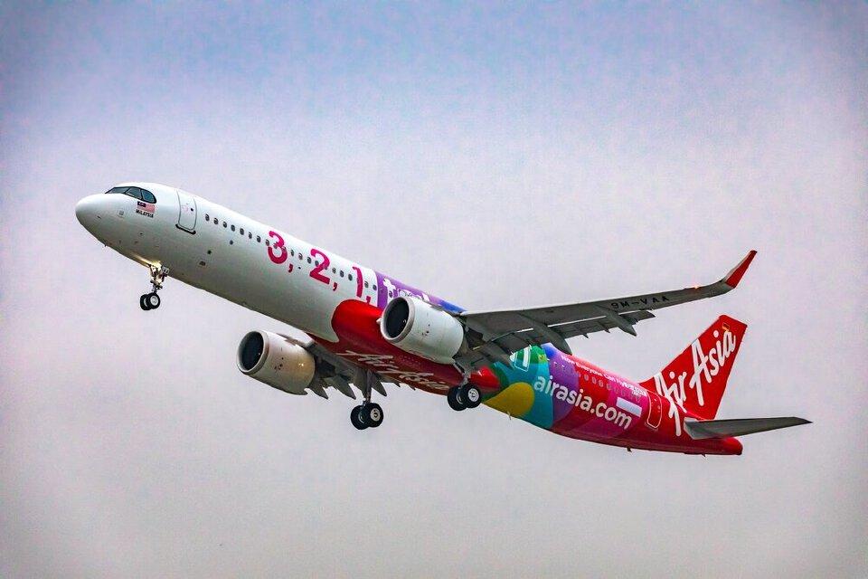 """""""แอร์เอเชีย"""" ปรับฝูงบินแก้สัญญารับเครื่อง A321neo ใหม่ทั้งหมดจาก """"แอร์บัส"""""""