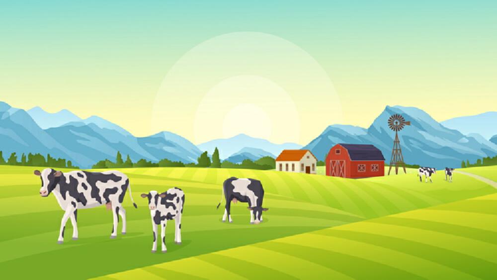 """กรีนฟาร์ม ระบบจัดการฟาร์มยั่งยืน ลดการปล่อย """"ก๊าซเรือนกระจก"""""""
