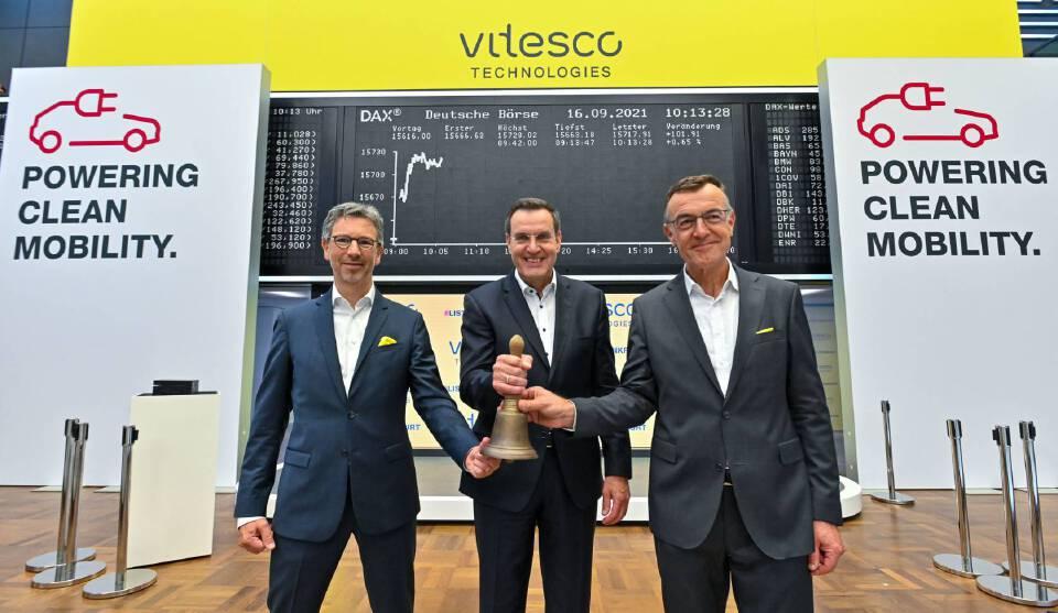 Vitesco technologies เดินหน้าขยายความแข็งแกร่งในตลาดการขับเคลื่อนไฟฟ้า