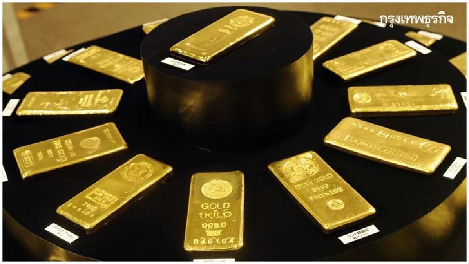 ราคาทองฟิวเจอร์ดิ่ง 0.1% เหตุนักลงทุนเทขายทองหลังสหรัฐเผยยอดค้าปลีกสดใส