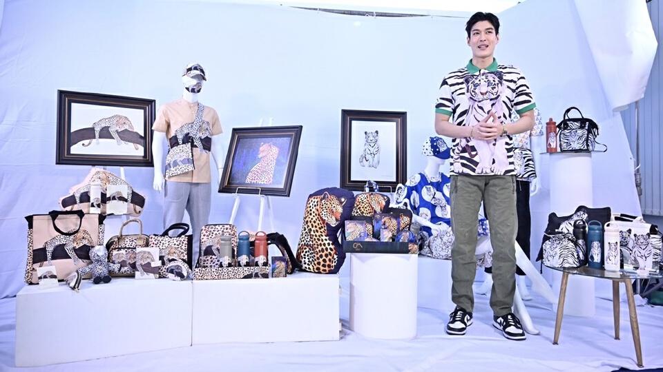 """ราชวิทยาลัยจุฬาภรณ์จัดแสดง Digital Art แฟชั่นโชว์การกุศล """"สิริศิลปิน ศิลป์เพื่อชีวิต"""""""