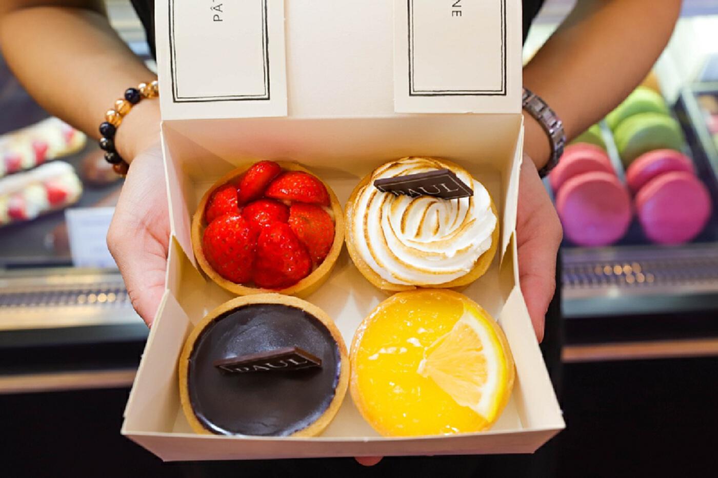 อิ่มฟินดีต่อใจ กับเมนูของหวานในงาน Signature Sweets 2021