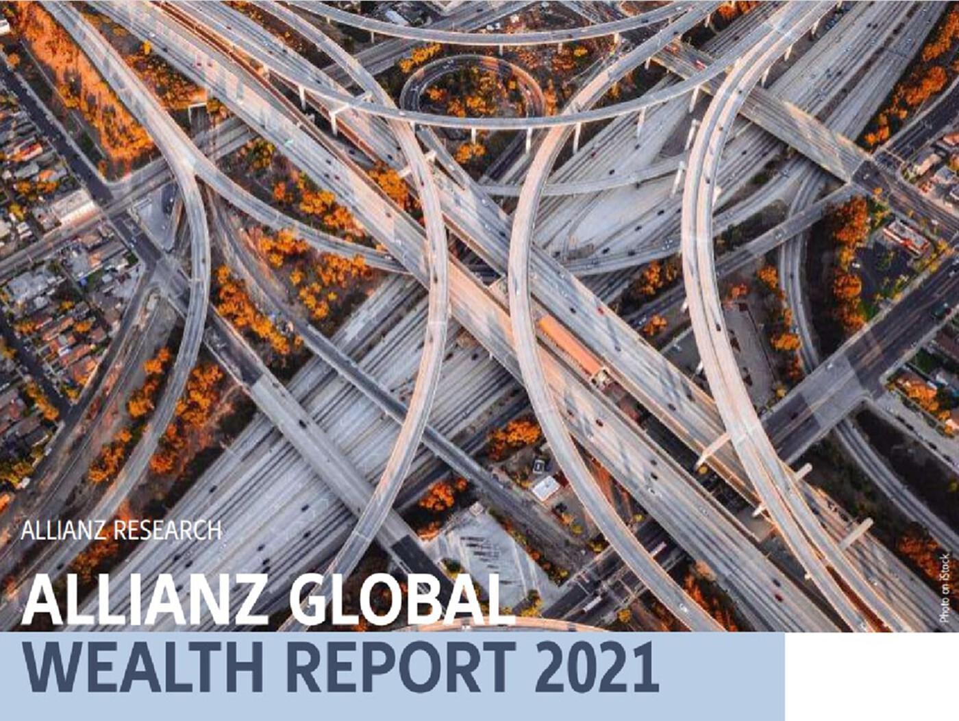 กลุ่มอลิอันซ์เปิดรายงาน Allianz Global Wealth Report 2021
