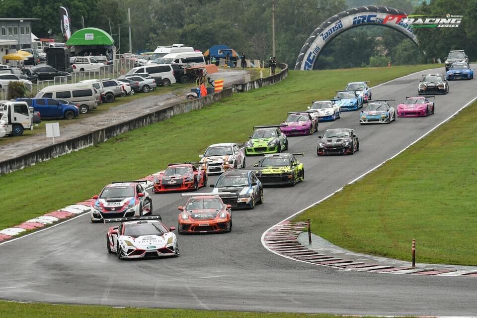 PT Maxnitron Racing Series 2021  ประเดิมสนามแรกกระหึ่ม