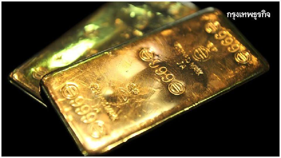 ราคาทองฟิวเจอร์ร่วง 1.70 ดอลล์ถูกกดดันจากดอลลาร์แข็งค่า