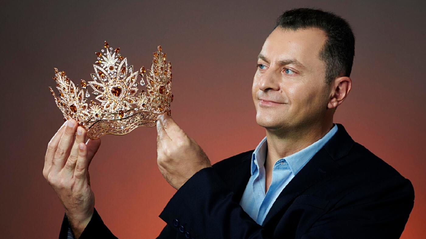 ตัวตนและปรัชญา Mouawad  ผู้ออกแบบมงกุฎ  Miss Universe Thailand 2021