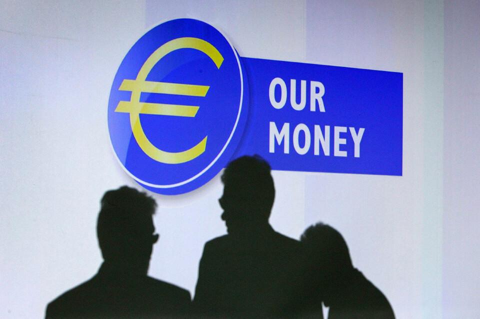 ธปท.อัตราแลกเปลี่ยนกลาง 39.2921 บาท/ยูโร (แข็งค่า 0.0046 บาท/ยูโร)