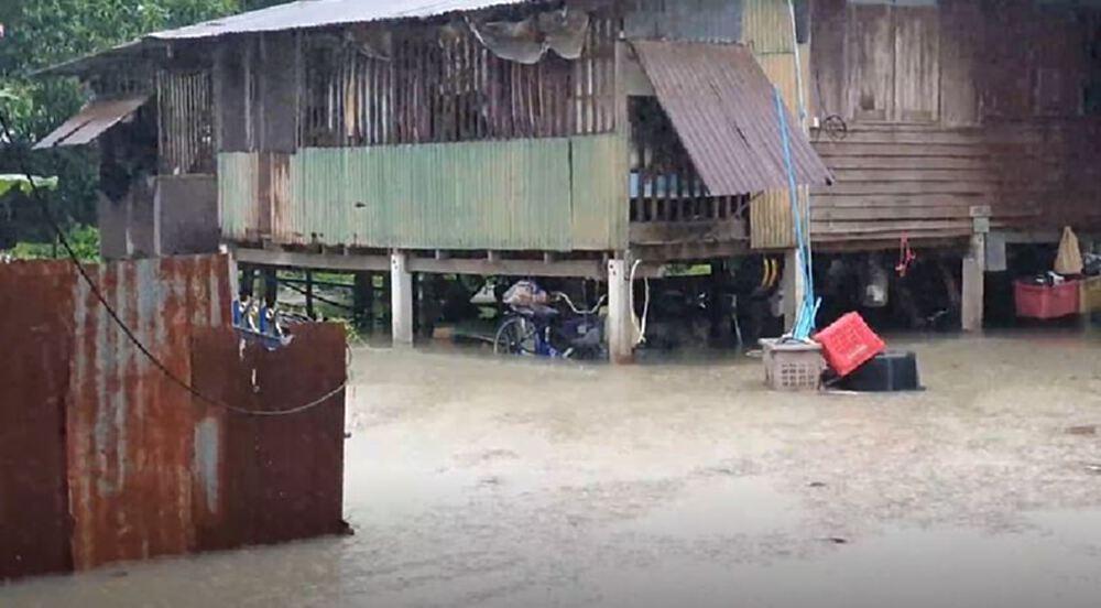 """""""เขื่อนขุนด่านปราการชล"""" นครนายก ระบายน้ำจากอิทธิพลพายุ """"คมปาซู"""""""